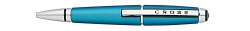 Bolígrafo de Tinta de Gel en Verdadero Verde Azulado de la Colección Edge