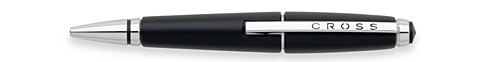 Edge Jet Black Gel Ink Pen