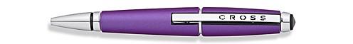 Bolígrafo de Tinta de Gel Púrpura Eléctrico de la Colección Edge