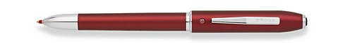 Tech4 Formula Red Smooth Touch Multi-Function Pen