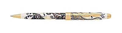 Botanica<br /><br /> Golden Magnolia Ballpoint Pen