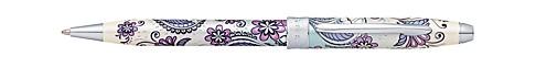 Botanica Purple Orchid Ballpoint Pen