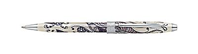 Botanica<br /><br /> Black Primrose Ballpoint Pen