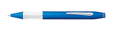 Easy<br /> Writer Metallic Blue Ballpoint Pen