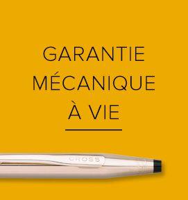 Garantie Mecanique A Vie