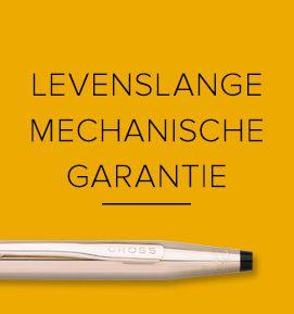 Levenslange Mechanische Garantie