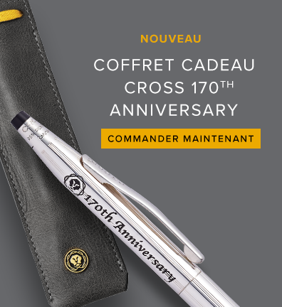 Cross 170th Anniversay Coffret Cadeau