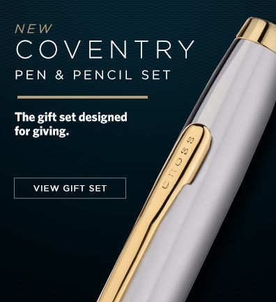 Coventry Pen and Pencil Set