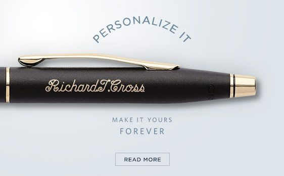 Personalize It - Make It Yours Forever