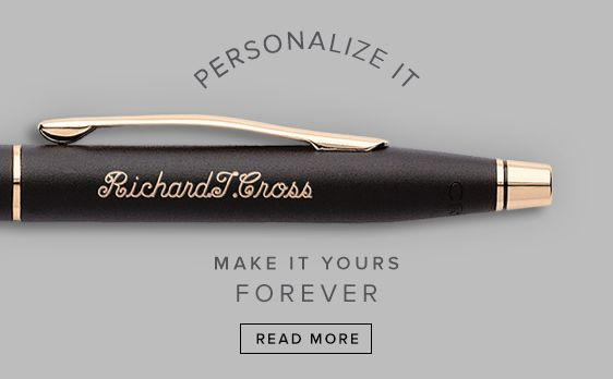 Personalize It: Make it Yours Forever