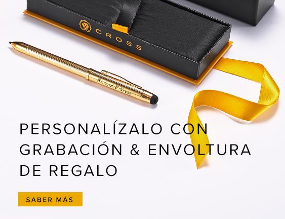 PERSONAL�ZALO CON GRABACI�N & ENVOLTURA DE REGALO