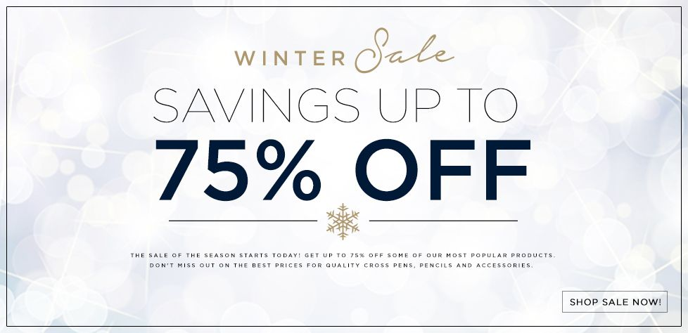 Sale - Up to 75% Off