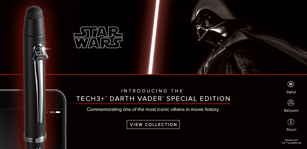 Tech3+ Star Wars