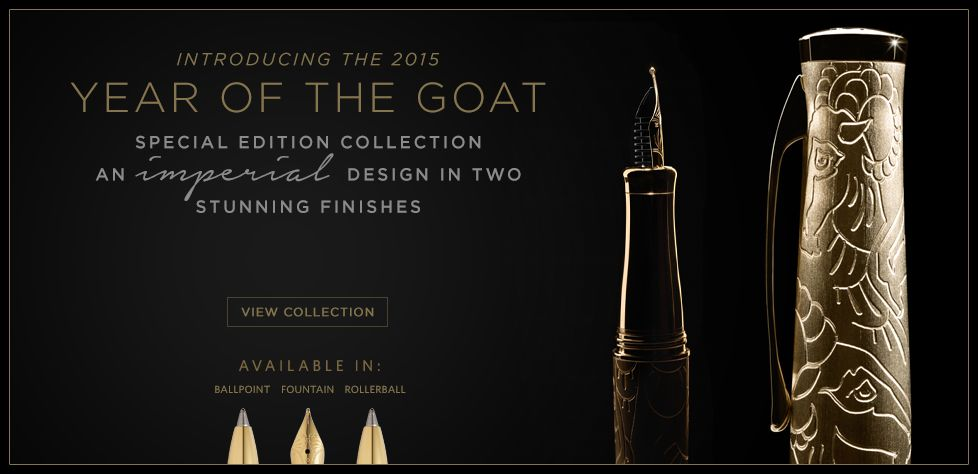 Year of the Goat Collection
