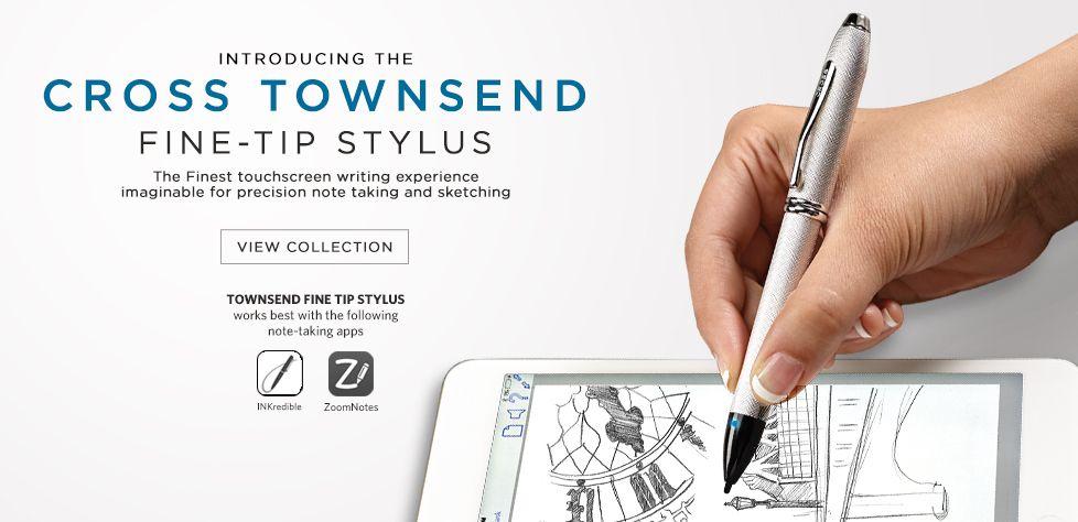 Townsend Fine Tip Stylus