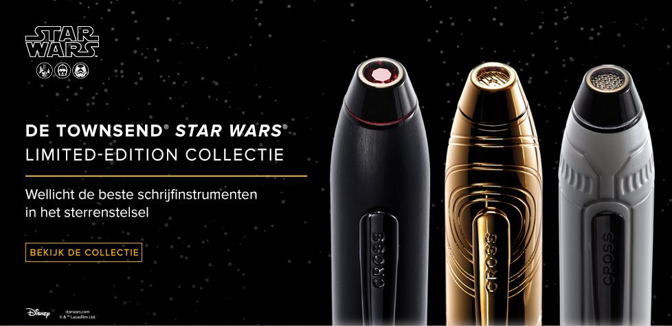 De Townsend Star Wars Limited-Edition Collectie