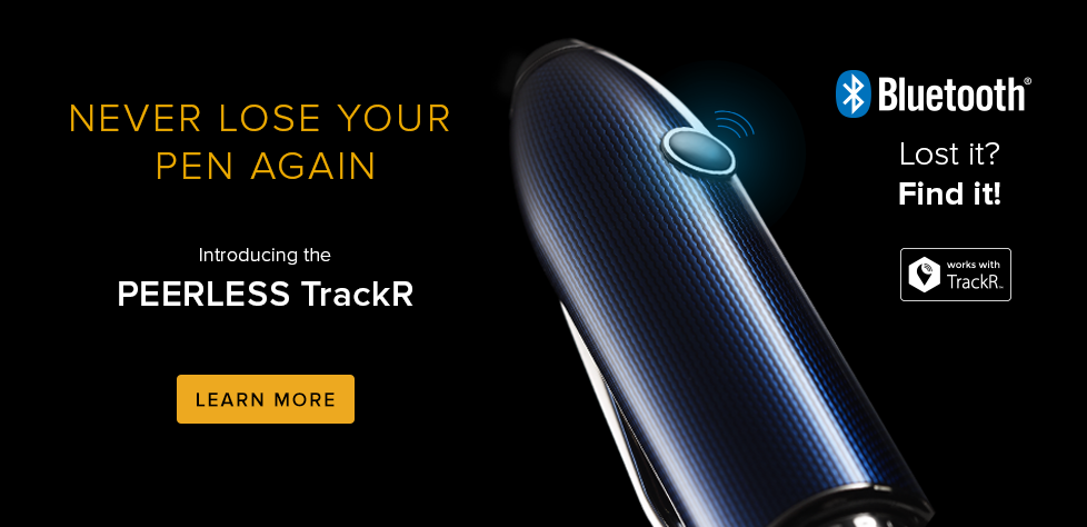 Peerlesss TrackR - Never Lose Your Pen Again