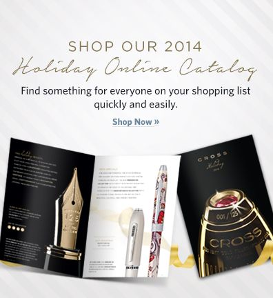 Shop Our 2014 Holiday Catalog