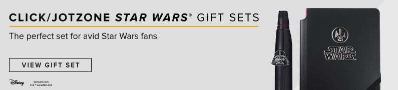 Click/Jotzone Star Wars Gift Sets