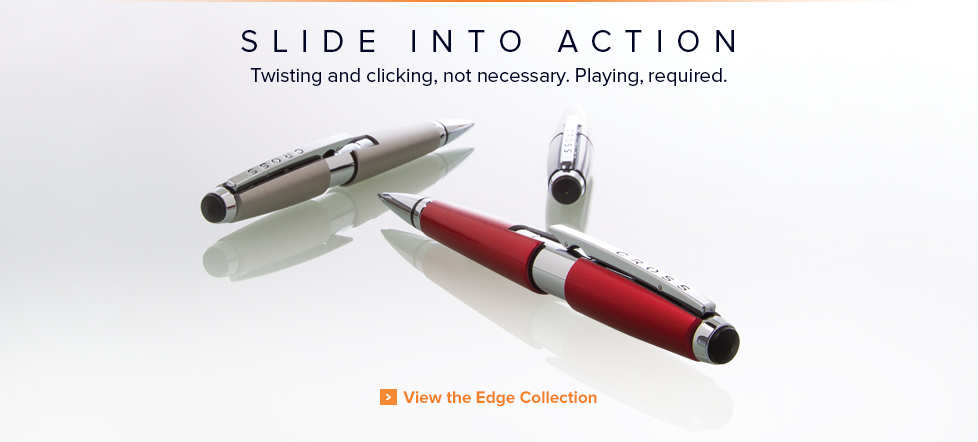 Slide Into Action with Cross Edge