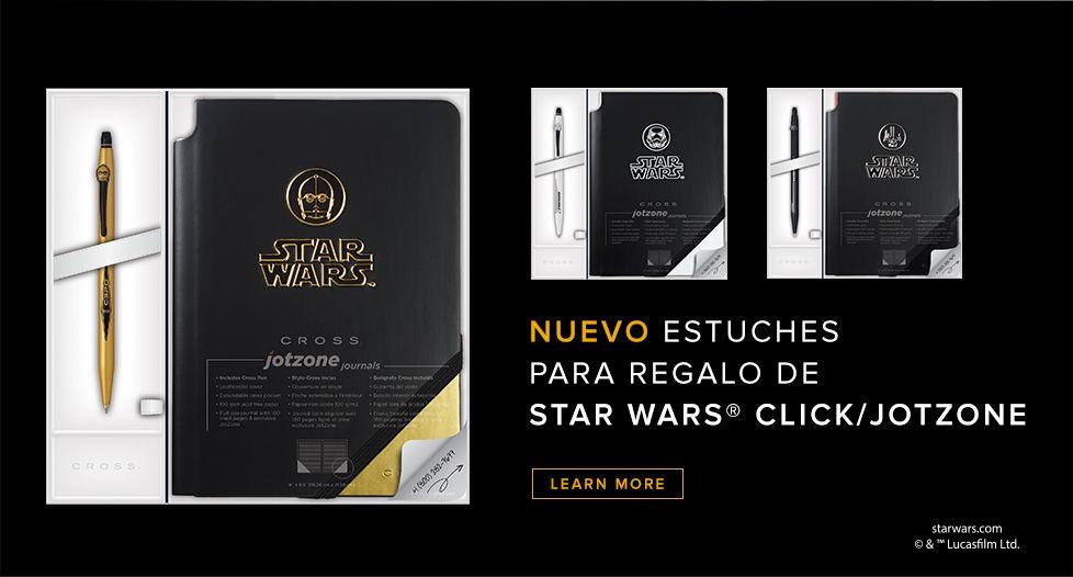 Cross Star Wars Click & Jotzone Gift Set