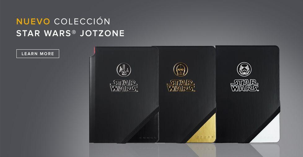 Cross Star Wars Jotzone Journal Collection