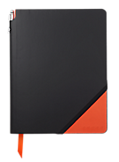 Large Sized Orange Jotzone Journal