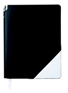 Large Sized White Jotzone Journal