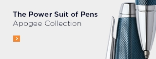 The Power Suit of Pens. Apogee Collection