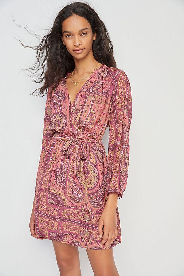 Odetta Mini Dress | Anthropologie FR