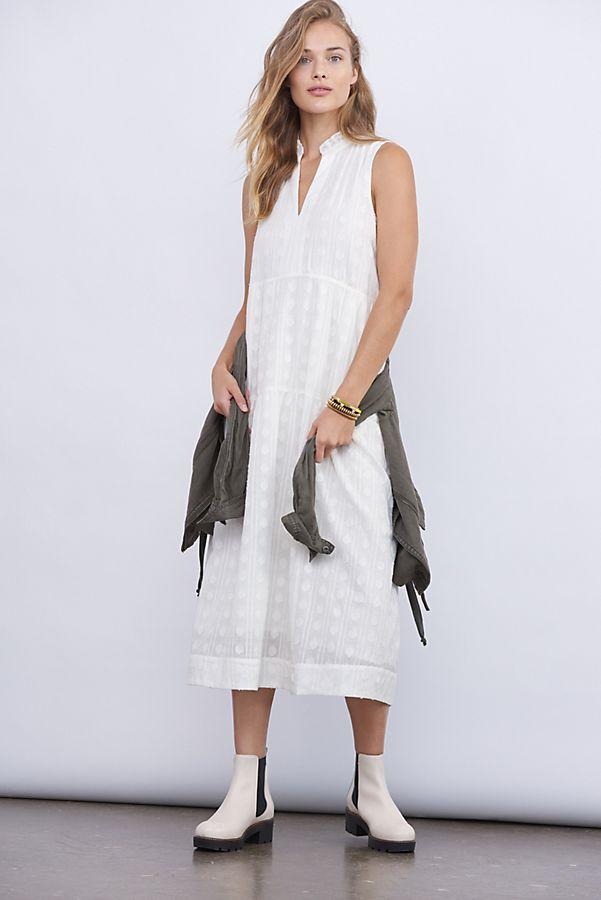 Maeve Jessie Tiered Maxi Dress | Anthropologie UK