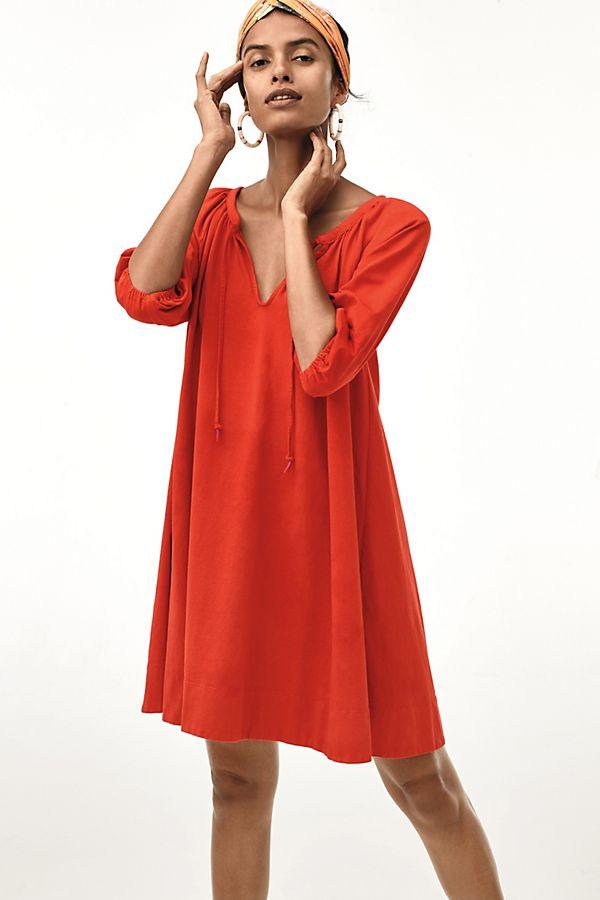 Anais Tunic Dress | Anthropologie