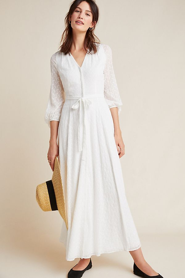 Pearl Maxi Dress | Anthropologie