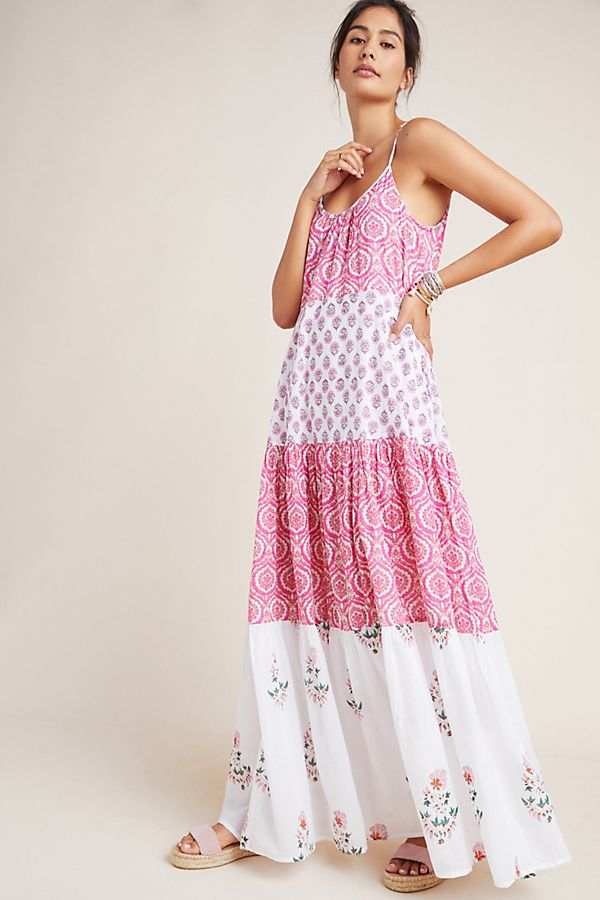 Roller Rabbit Mason Dakota Maxi Dress | Anthropologie