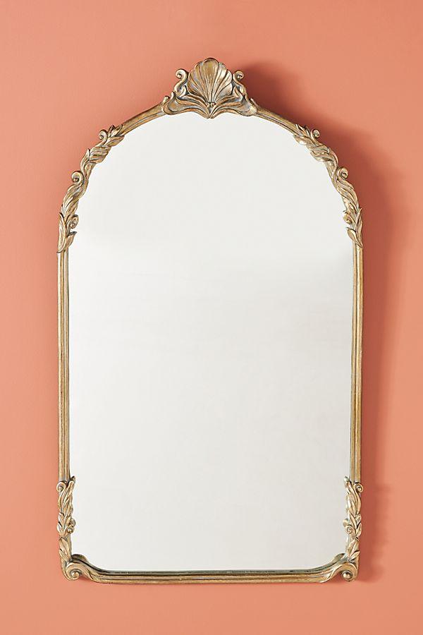 Slide View: 2: Camillia Portrait Mirror