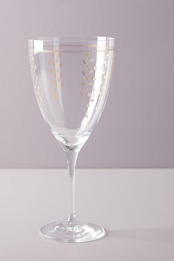 Slide View: 1: Petra Wine Glasses, Set of 4