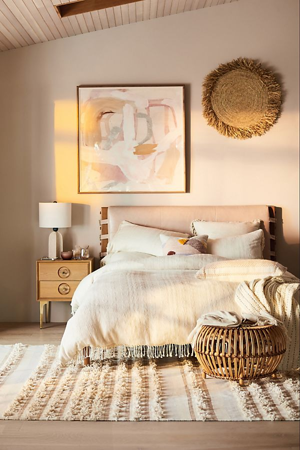 Slide View: 5: Woven Halley Duvet Cover