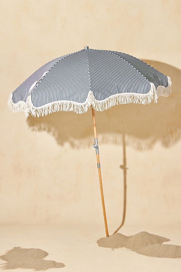 Slide View: 1: Soleil Beach Umbrella