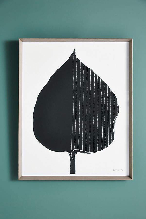 Hosta Wall Art | Anthropologie
