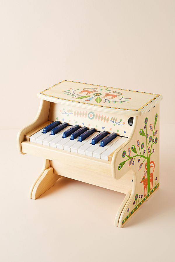 Slide View: 1: Kids Toy Piano