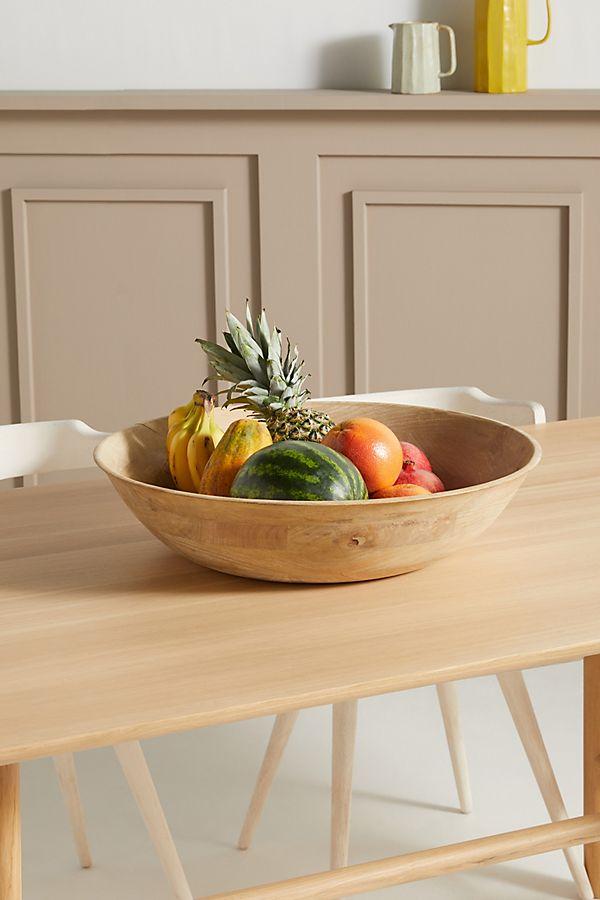 Slide View: 1: Naya Wooden Bowl