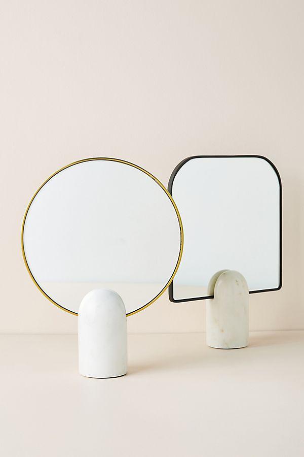 Slide View: 1: Pandora Tabletop Vanity Mirror