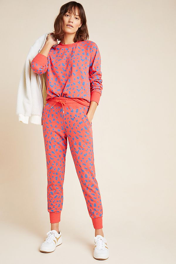 Slide View: 1: Sundry Spotted Joggers