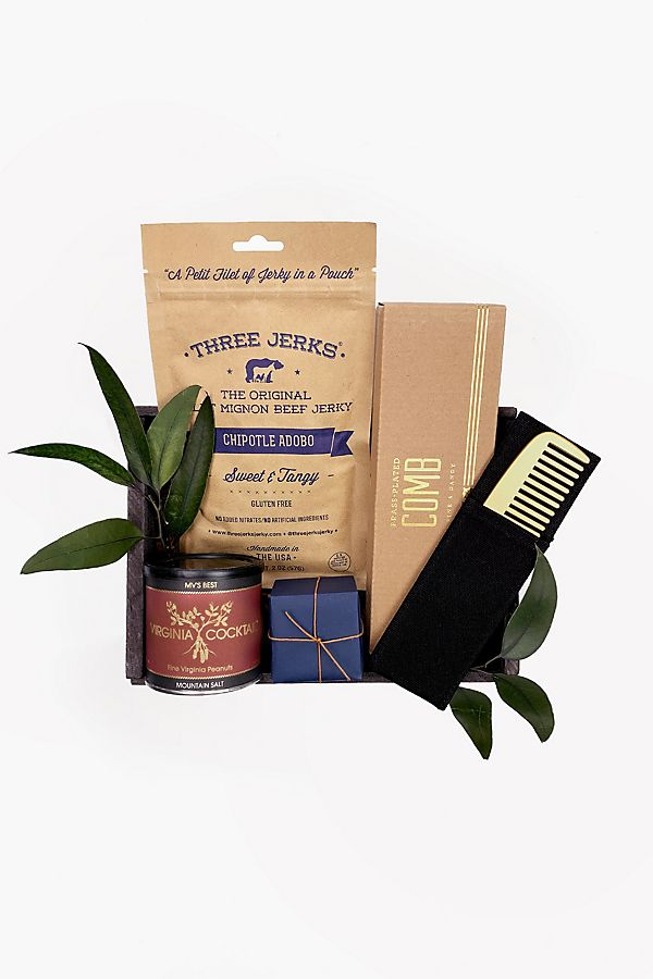 Slide View: 1: Loved and Found Gentlemen�s Curated Gift Box