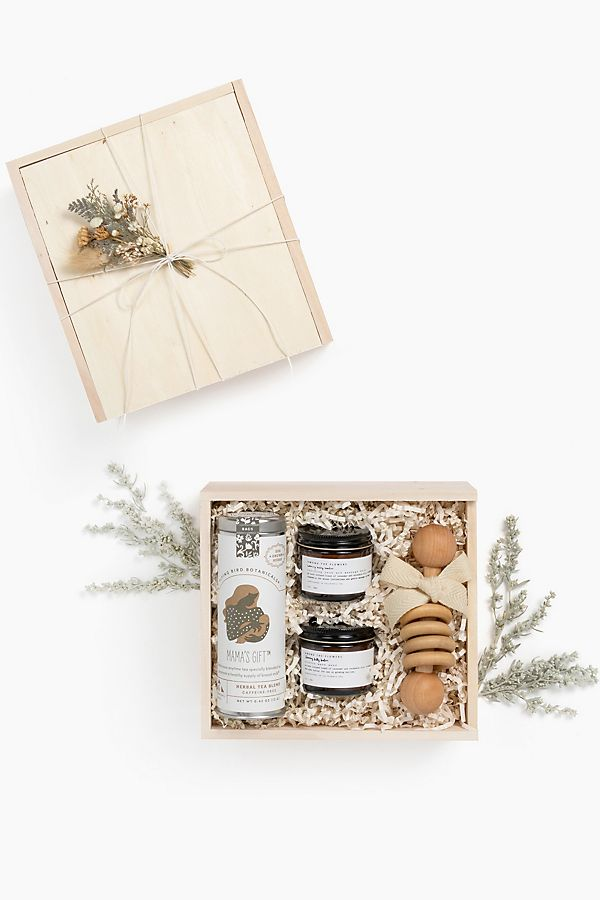 Slide View: 1: Loved and Found Mama Curated Gift Box