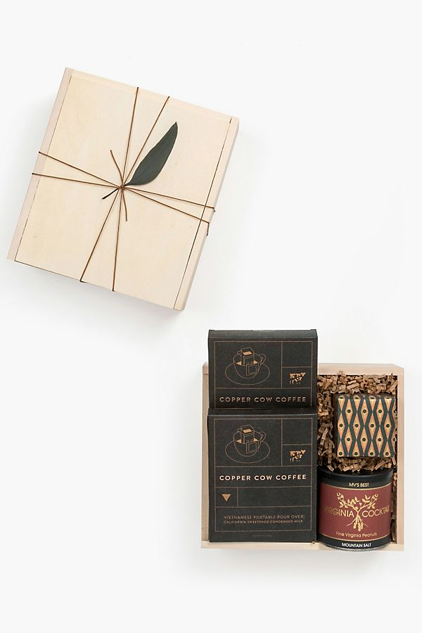 Slide View: 1: Loved and Found Petite Brew Curated Gift Box