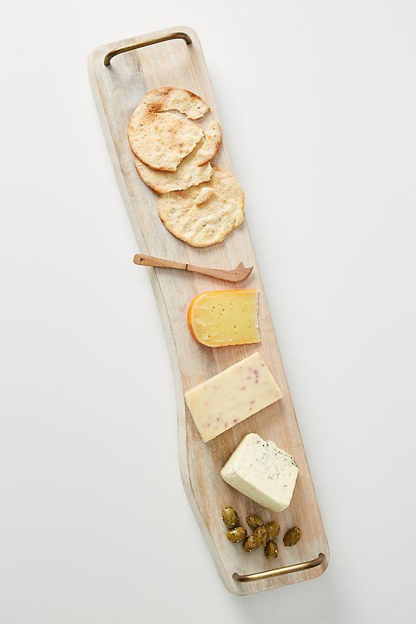 Slide View: 1: Tablescape Serving Board