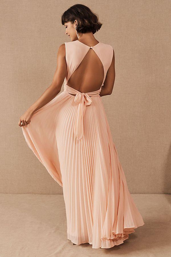 Slide View: 1: Fame and Partners Seville Dress