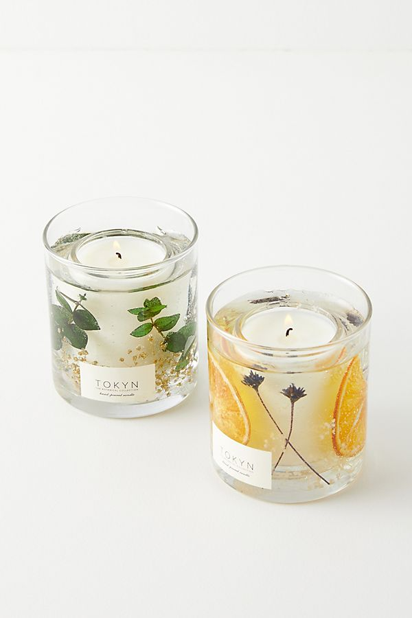Slide View: 1: Tokyn Botanical Candle