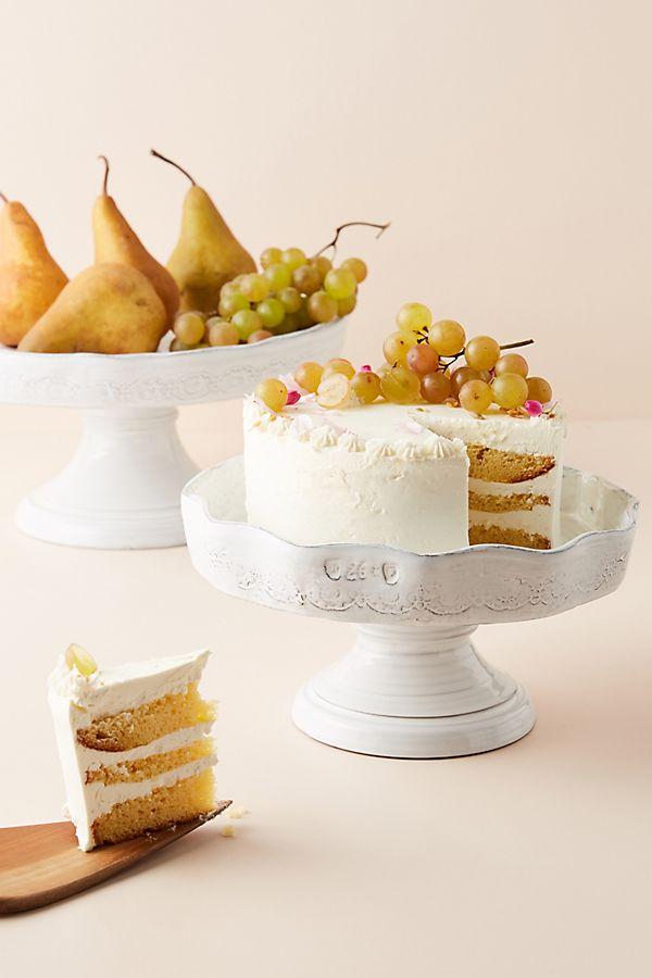 Slide View: 1: Glenna Cake Stand